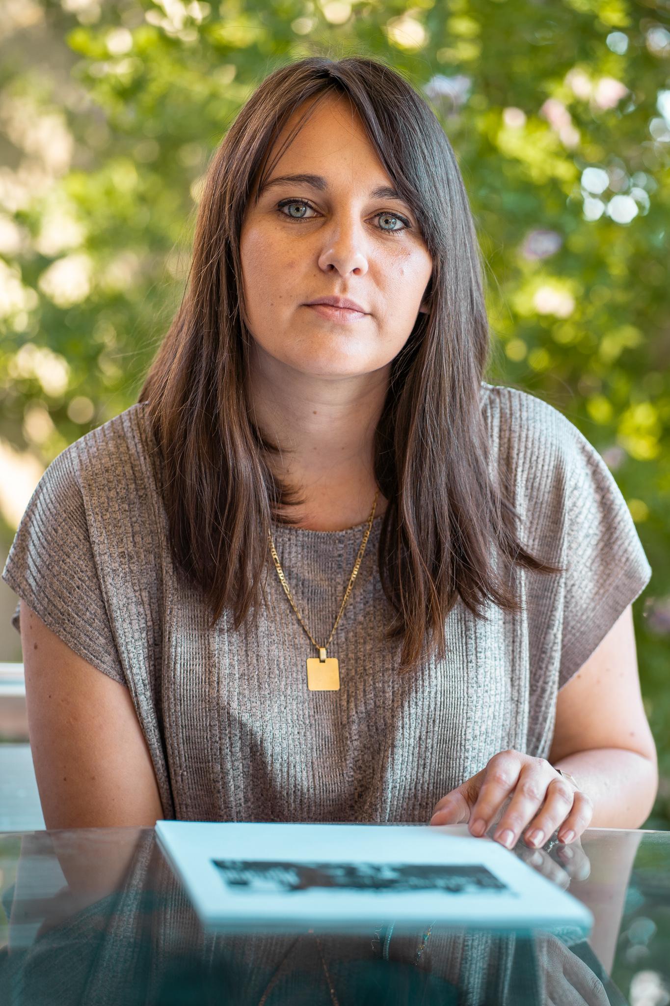 Emmanuelle Savelli (Photos Eyefinity Prod/Kevin Guizol