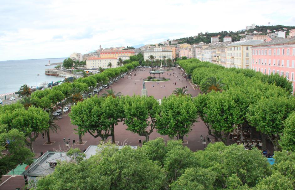Déconfinement à Bastia : réouverture ce week-end du marché aux puces de la Place Saint-Nicolas