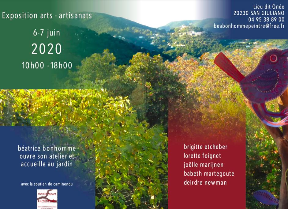 Sant Andria di Cotone : les 6 et 7 juin rouvrent l'atelier et le jardin botanique