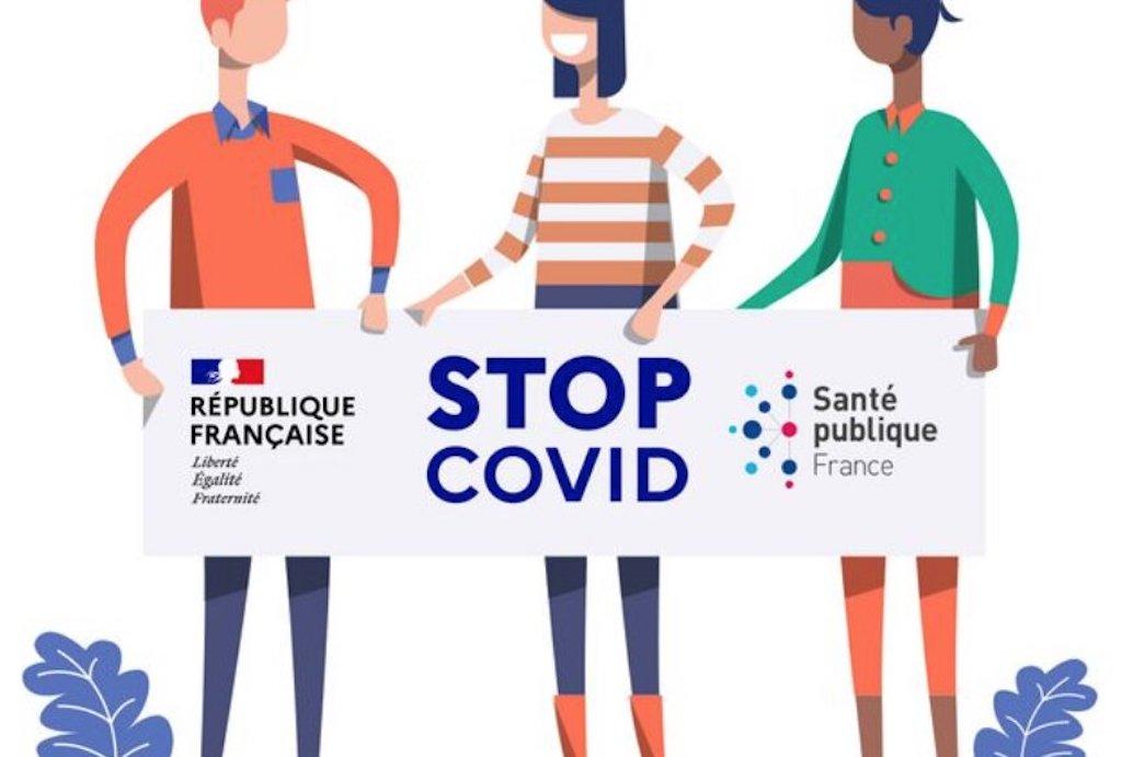 """Lancement de l'appli StopCovid. Pour la LDH Corse """"Nos libertés sont prises au piège"""""""