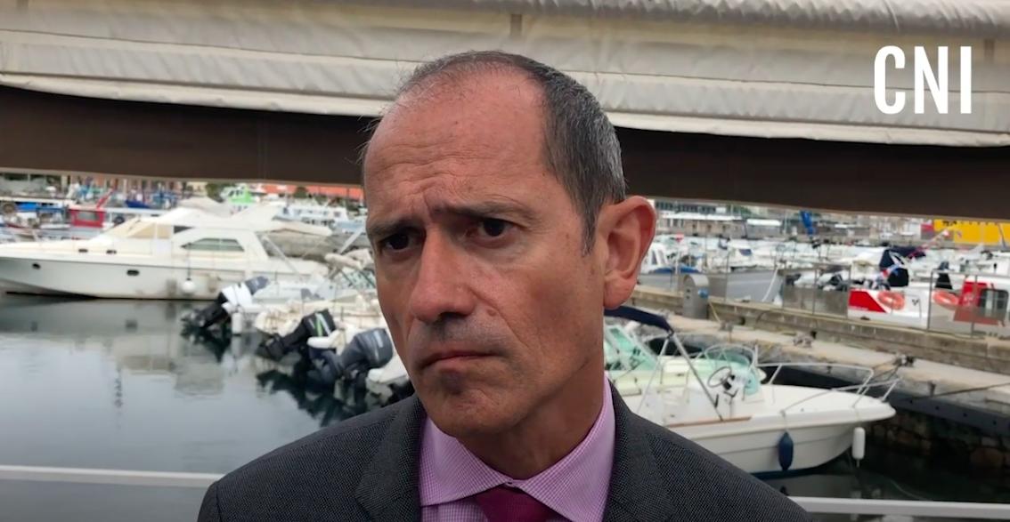 """VIDEO - Franck Robine : """"Il y aura une saison touristique en Corse, mais elle doit se dérouler dans les meilleures conditions"""""""