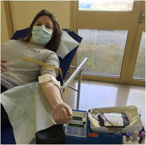 Collecte de sang : encore une belle mobilisation à Ghisonaccia