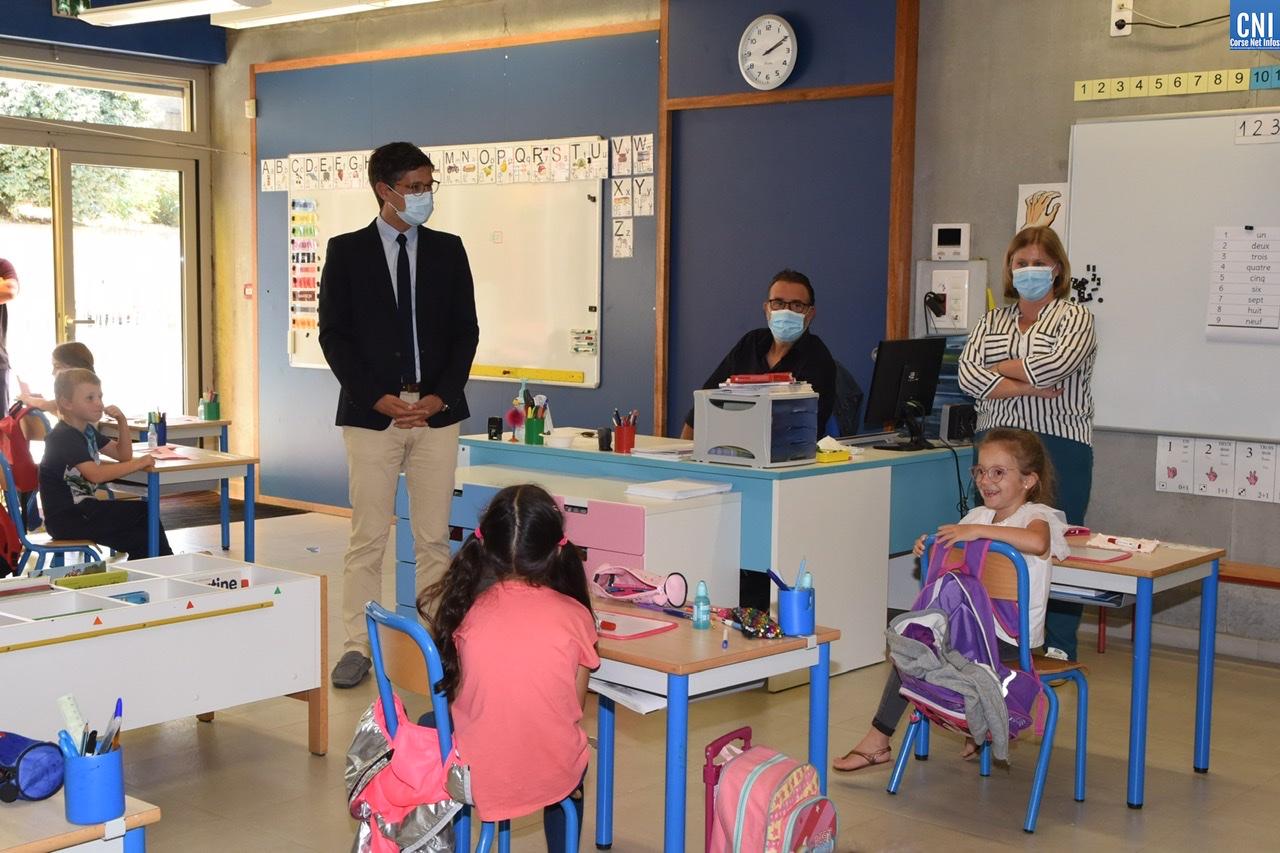 Curbara et Santa-Reparata-di-Balagna rouvrent leurs écoles