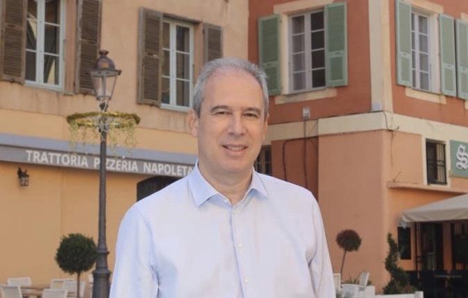 Jean Zuccarelli, candidat à l'élection municipale bastiaise. Photo Livia Santana