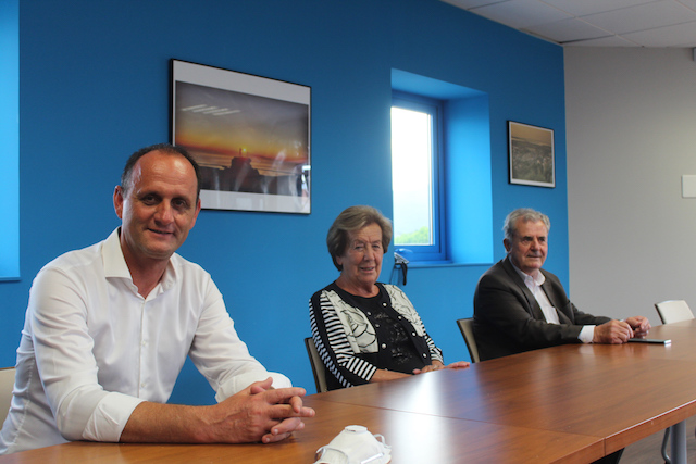 Les maires de Biguglia, Borgo et Lucciana