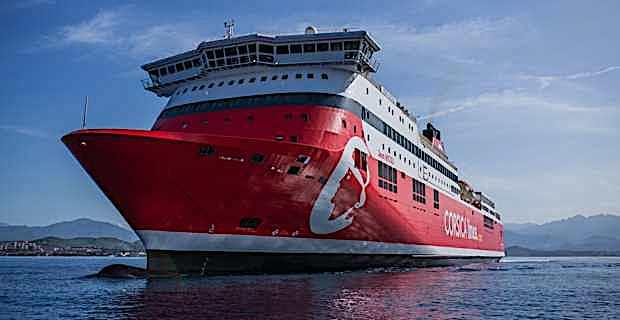 Corsica Linea rapatrie les ressortissants français bloqués à à Tunis et Alger