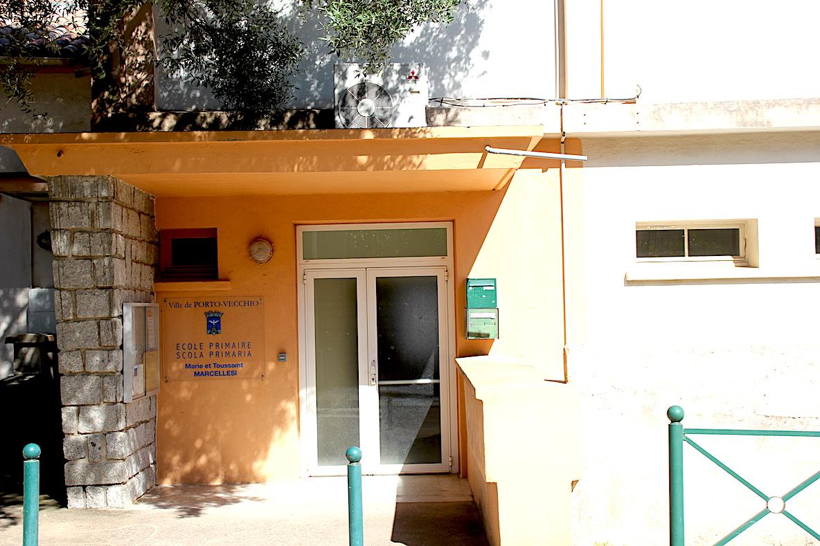 Réouverture partielle des écoles de Porto-Vecchio
