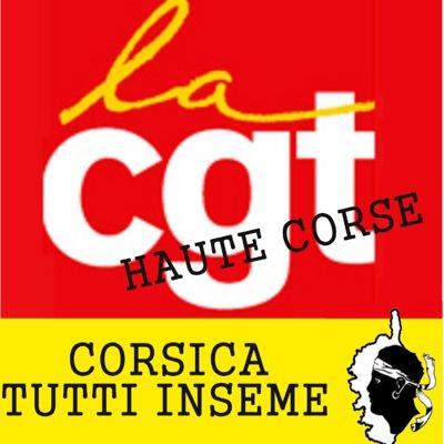 La CGT de  Haute-Corse appelle à manifester dans le cadre de la journée nationale d'action de la santé le mardi 16 juin