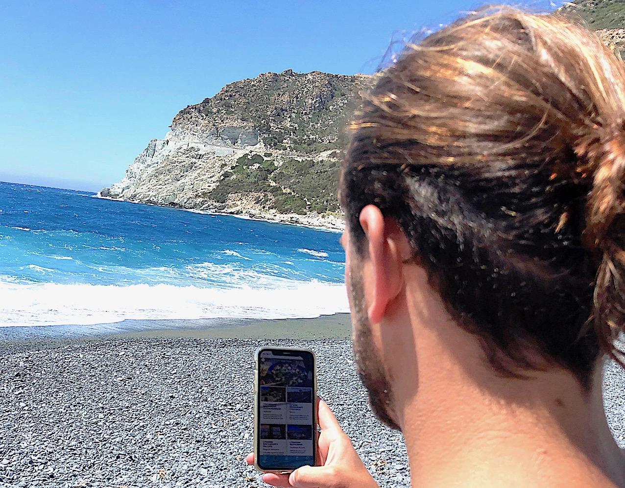 Corsica Discovery, l'application mobile pour découvrir le meilleur de la Corse