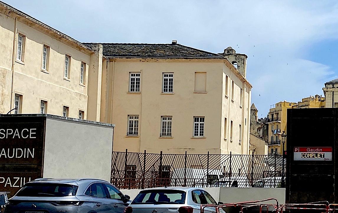 Bastia : le parking Gaudin ouvre au public ce mercredi 17 juin