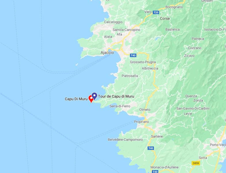 Capo di Muru : des randonneurs éteignent un incendie dans la chapelle di a Madonnuccia