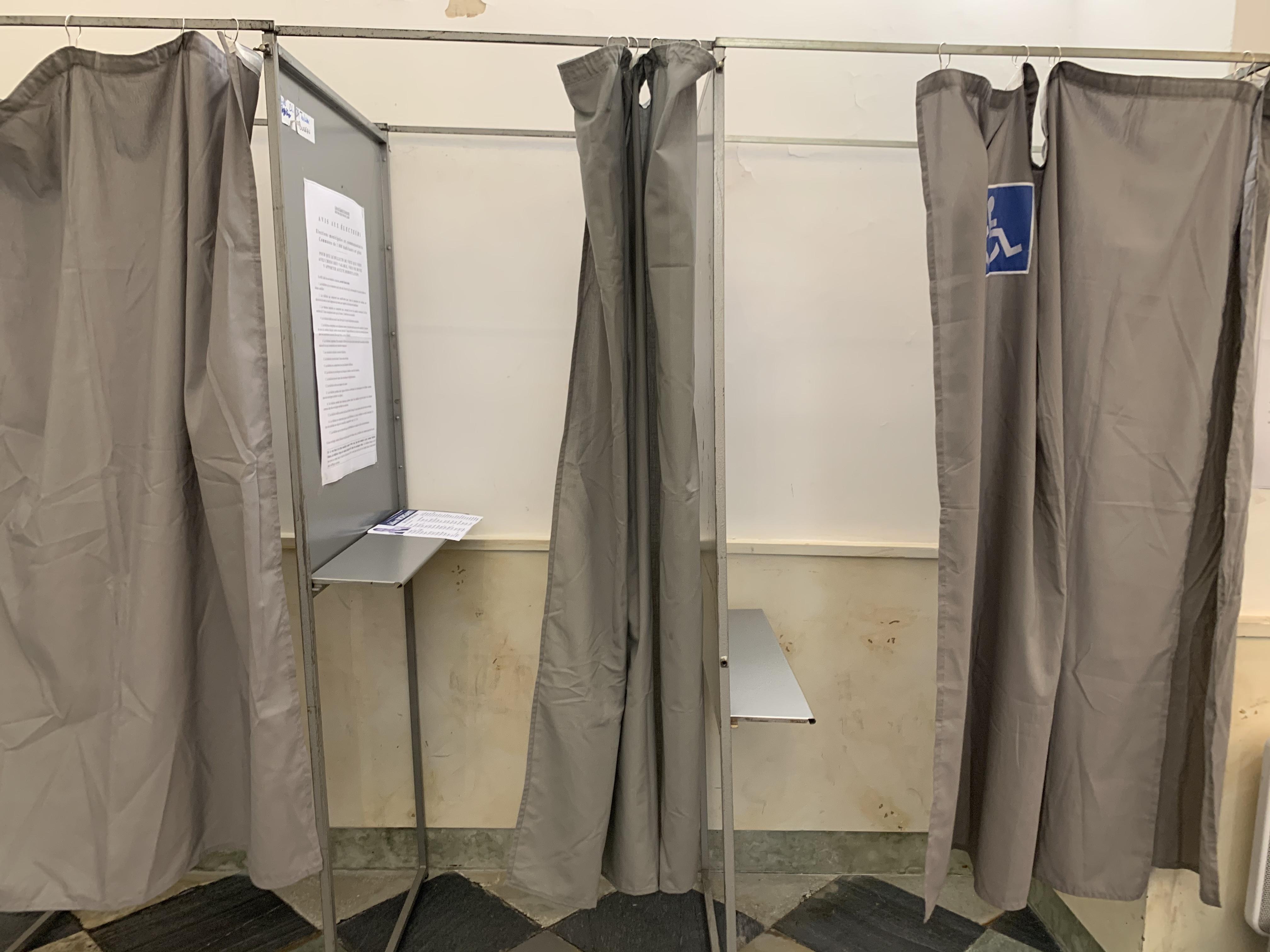 Élections municipales en Corse-du-Sud : la participation était de 32% à midi
