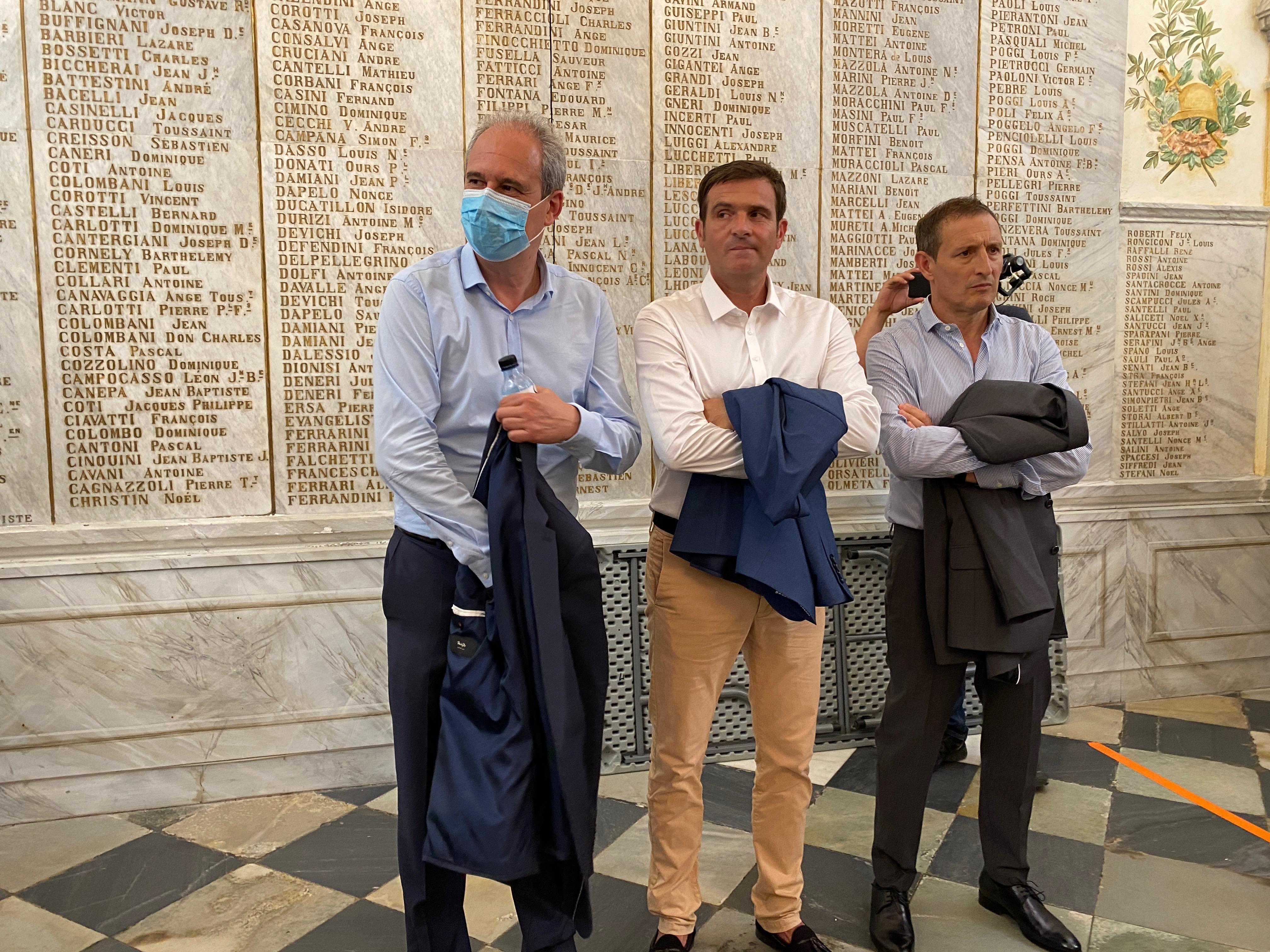 EN IMAGES - Second tour des municipales à Bastia : le dépouillement est en cours