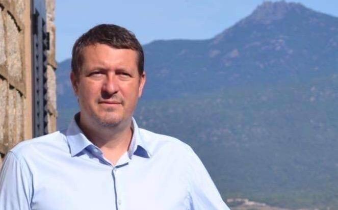 Jean Giuseppi, nouveau maire nationaliste de Figari.