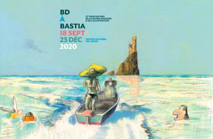 Maintenu, le festival de bande dessinée de Bastia aura lieu cet automne