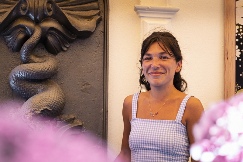 Délia Lucia Rocca Serra (Photos Eyefinity Prod/Kevin Guizol