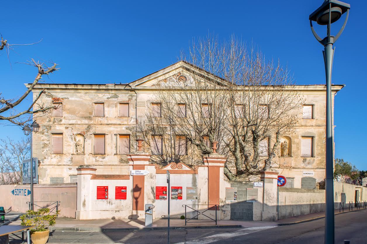 Crédits: Olivier Gomez - OCUS/ Fondation du patrimoine