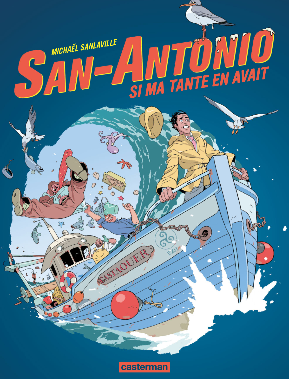 Bandes à part : Mythique San Antonio