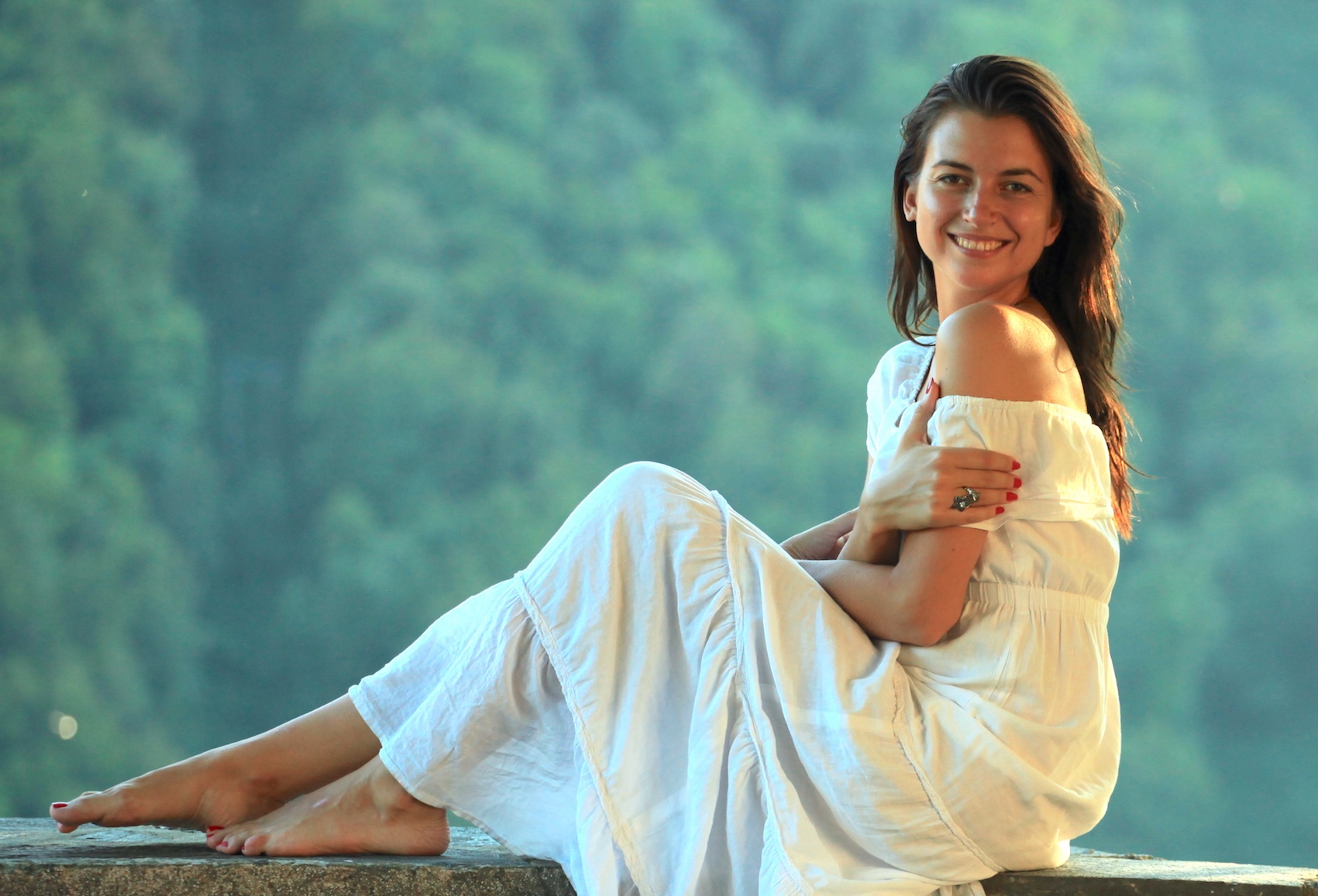 Katerina Kovanji, chanteuse mezzo soprano : talentueuse et belle !