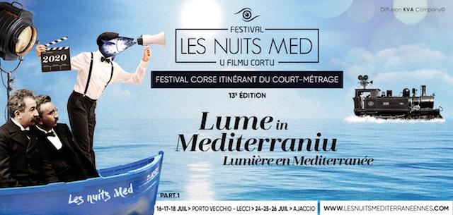 Du 16 au 26 juillet la Corse fête le court métrage méditerranéen