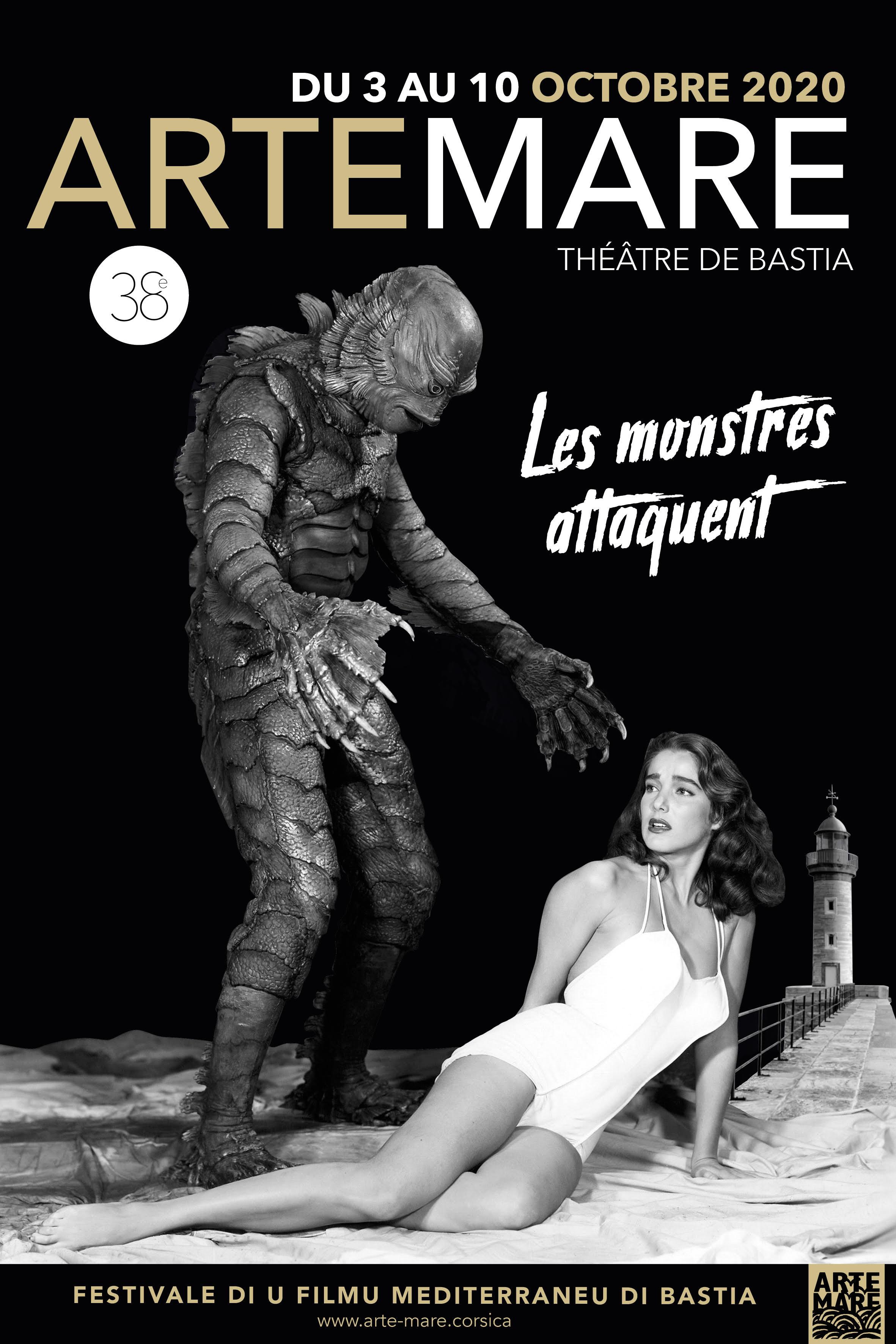 Les monstres attaquent…Bastia !