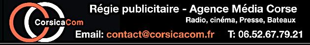 Votre publicité sur Corse Net Infos avec FRATICOM