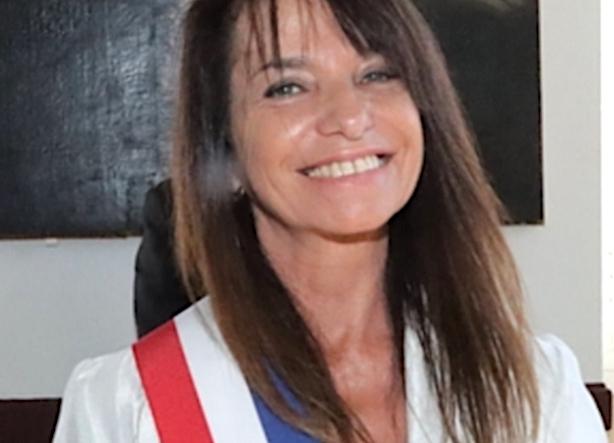 Hélène Astolfi, adjointe en charge des affaires sociales de Calvi