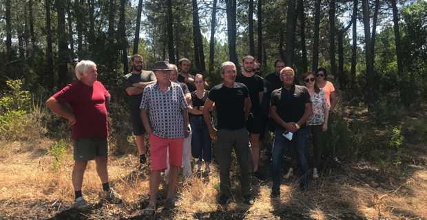 Lutte contre les feux de forêt : Un appel pour mettre l'éleveur au cœur du dispositif de protection