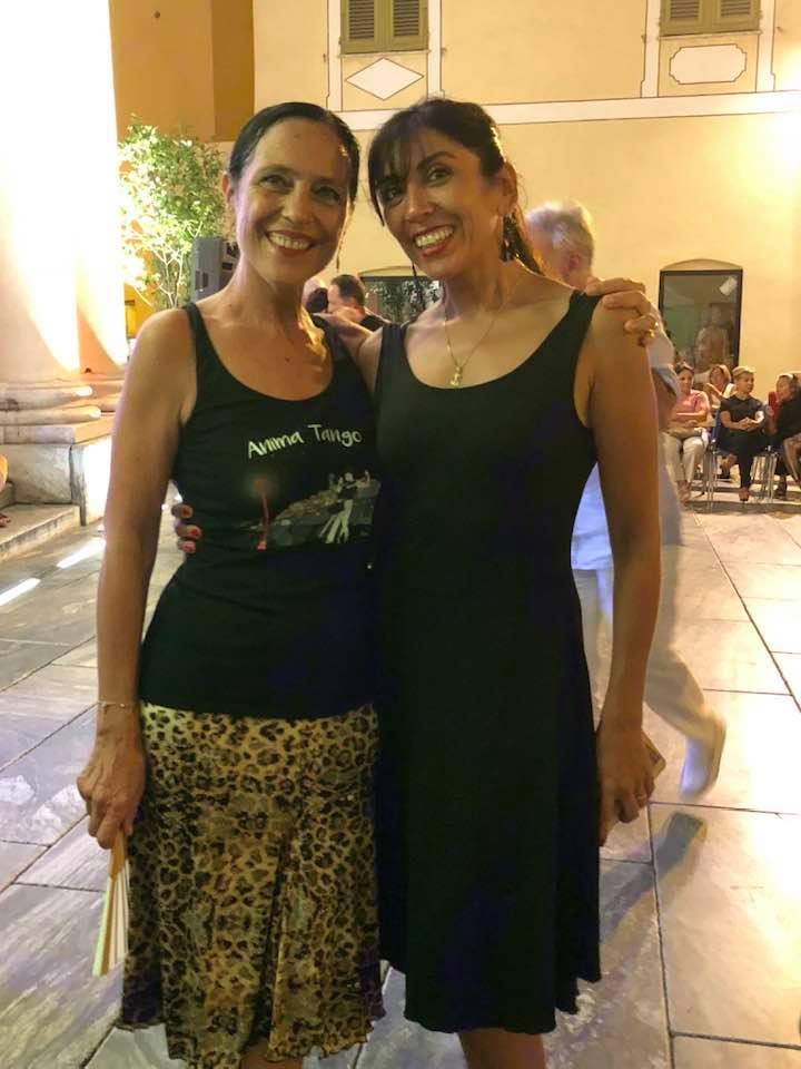 Le retour de Milonga di notte avec Patrizia Poli et Marcela Tejeda