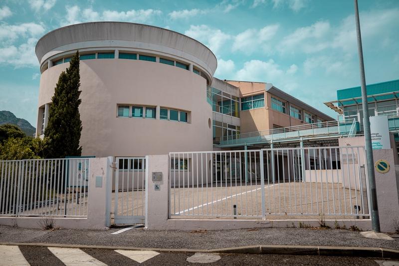 Collège JF Orabona (Photo Eyefinity Prod / Kevin Guizol