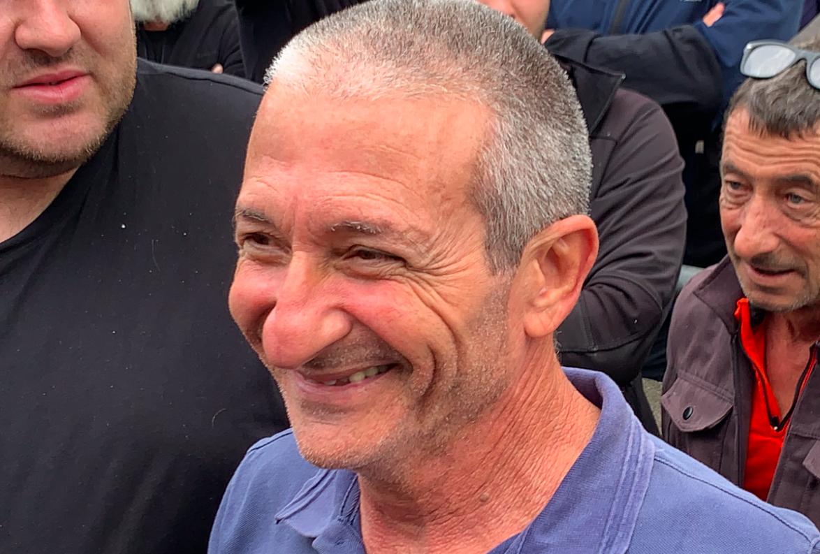 Joseph COLOMBANI Président de la FDSEA de Haute- Corse