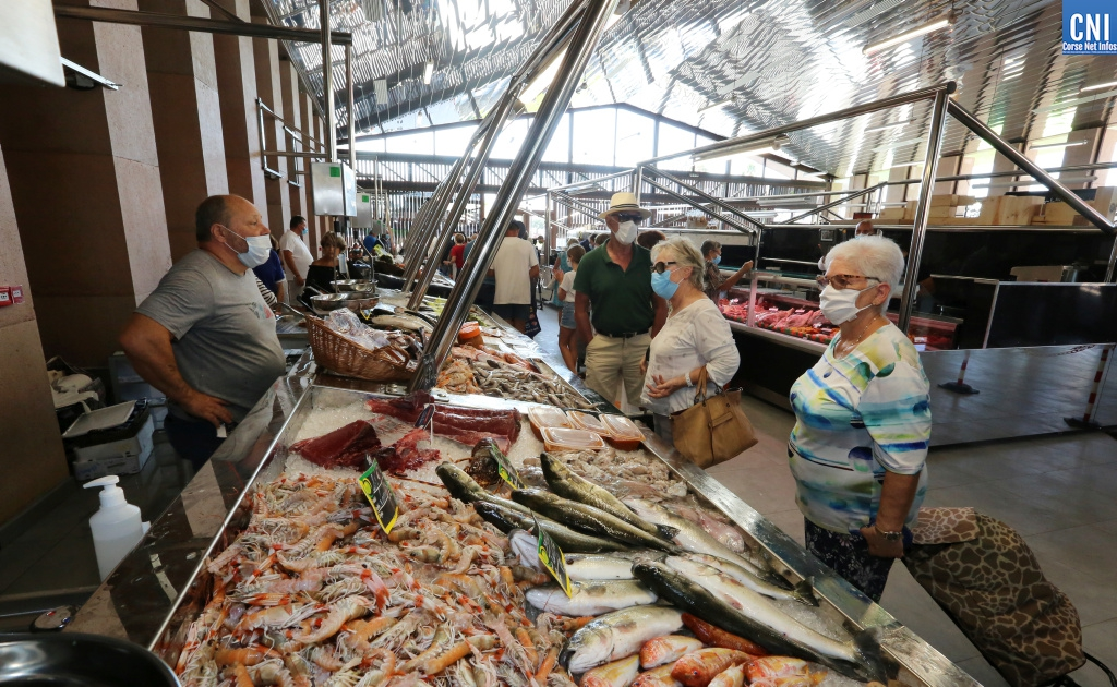 A Ajaccio, la Halle Gourmande a ouvert ses portes