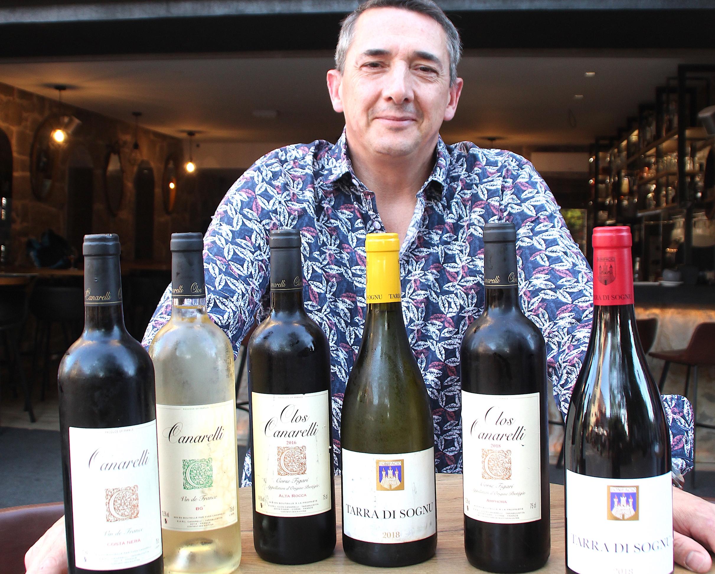 In Vino Veritas : Yves Canarelli entre finesse, élégance et précision