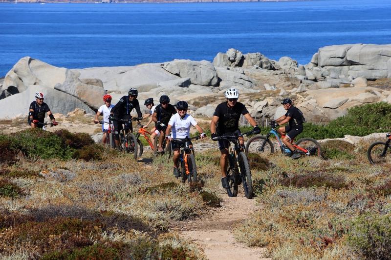 Muntagna Bike Balagna à A Punta di Spanu (Photos GGuizol)