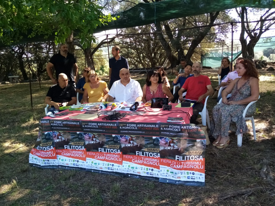 28 ème édition de la Foire de Filitosa: une rencontre des territoires et du tourisme rural durable
