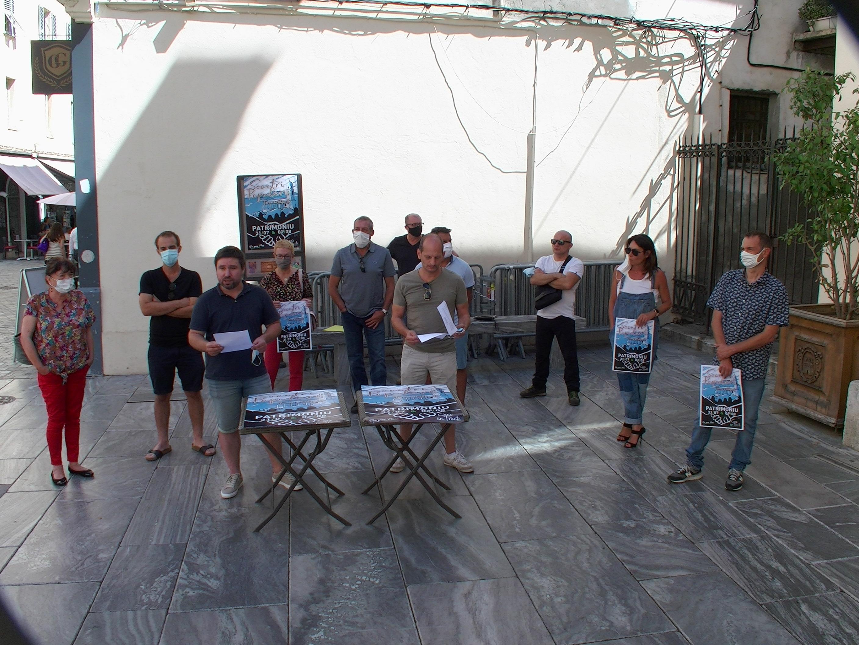 Patrimonio accueille la 1ère édition de I Scontri Populari de Core In Fronte