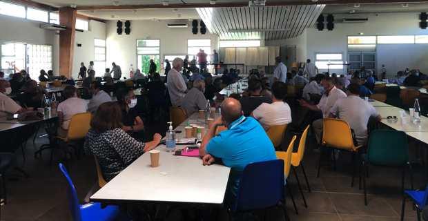 Syndicat d'électrification de Haute-Corse : Louis Semidei réélu à la présidence à une large majorité