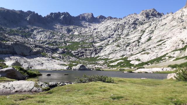 La photo du jour :  le lac de l'Oriente