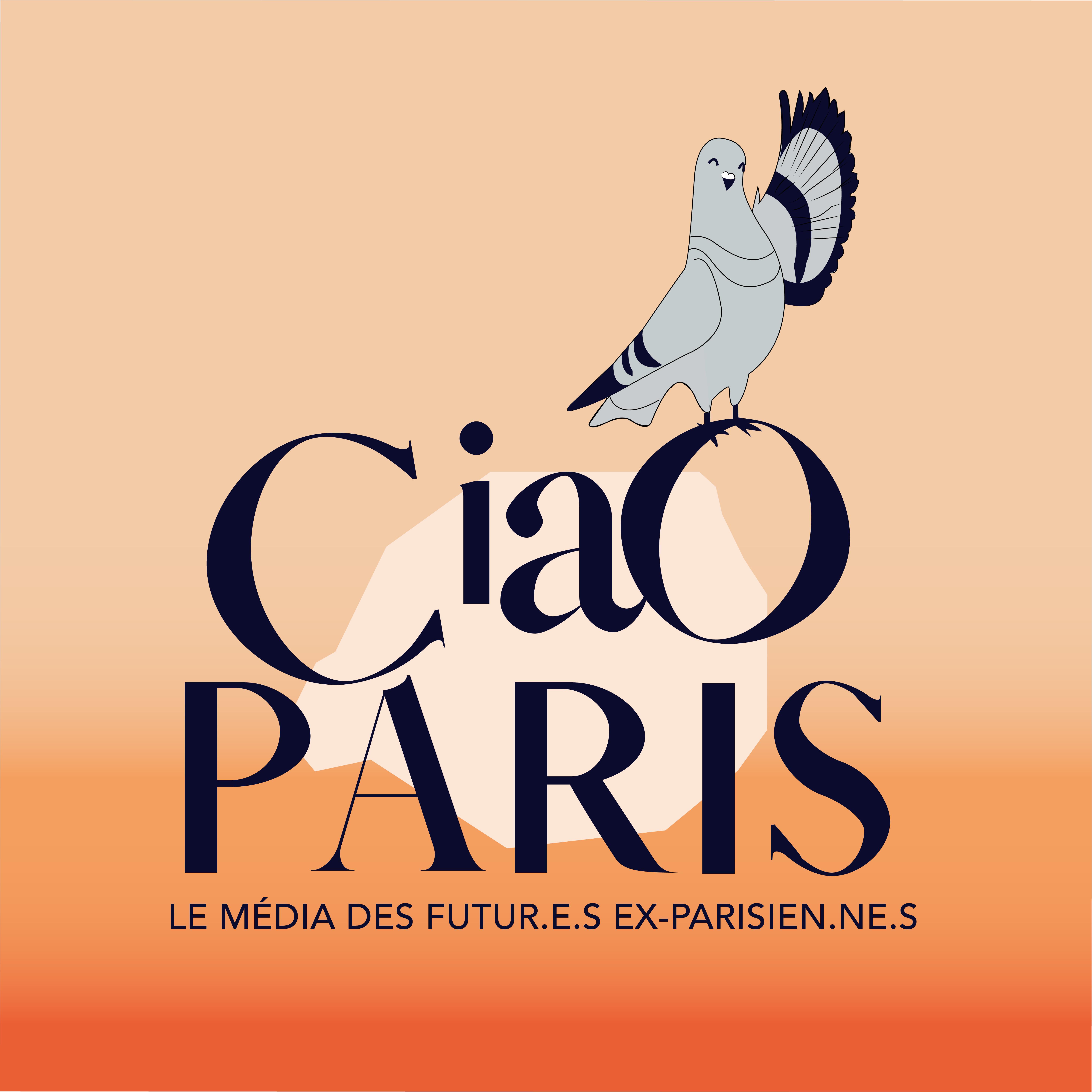 """""""Ciao Paris"""", le podcast des parisiens qui s'installent en Corse et ailleurs"""