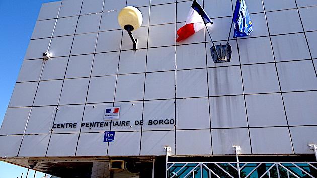 Centre pénitentiaire de Borgo.