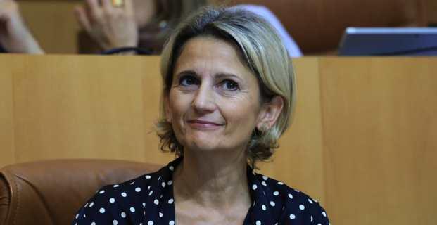 Marie-Antoinette Maupertuis, conseillère exécutive en charge des affaires européennes et internationales à la Collectivité de Corse (CdC), membre du Comité européen des régions, également présidente de l'Agence du Tourisme de la Corse (ATC). Photo d'archive. Crédit photo Michel Luccioni.
