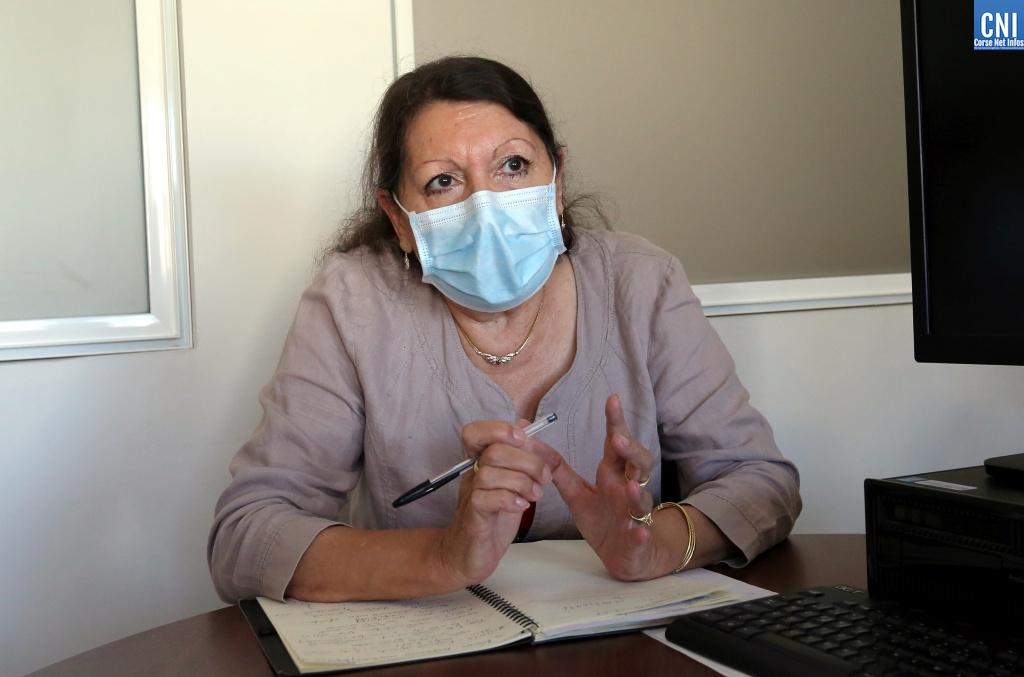 Docteur Anne-Marie McKenzie (Photo Michel Luccioni)