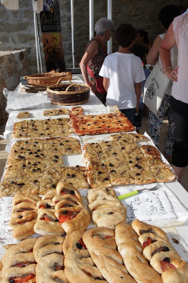 Fiera di u pane di Lumiu : les 15 et 16 août