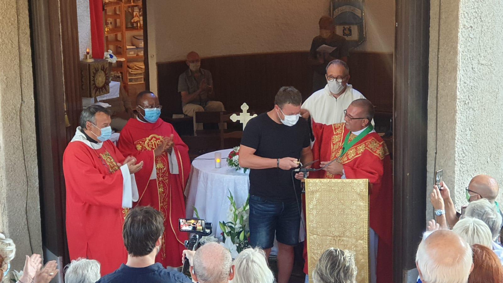Porticcio : la pose de la première de l'église aura lieu en décembre