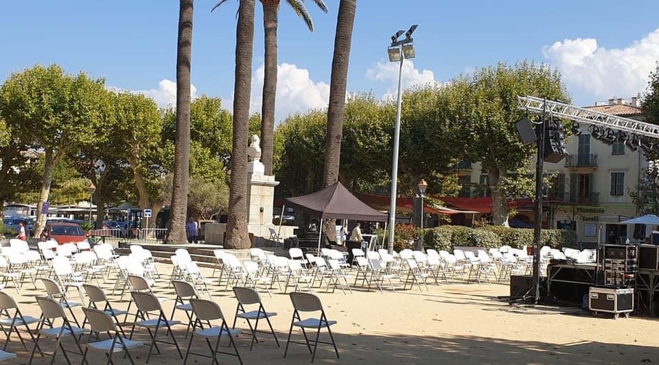 Déception à l'Ile-Rousse après l'annulation du concert des Chjami Aghjalesi