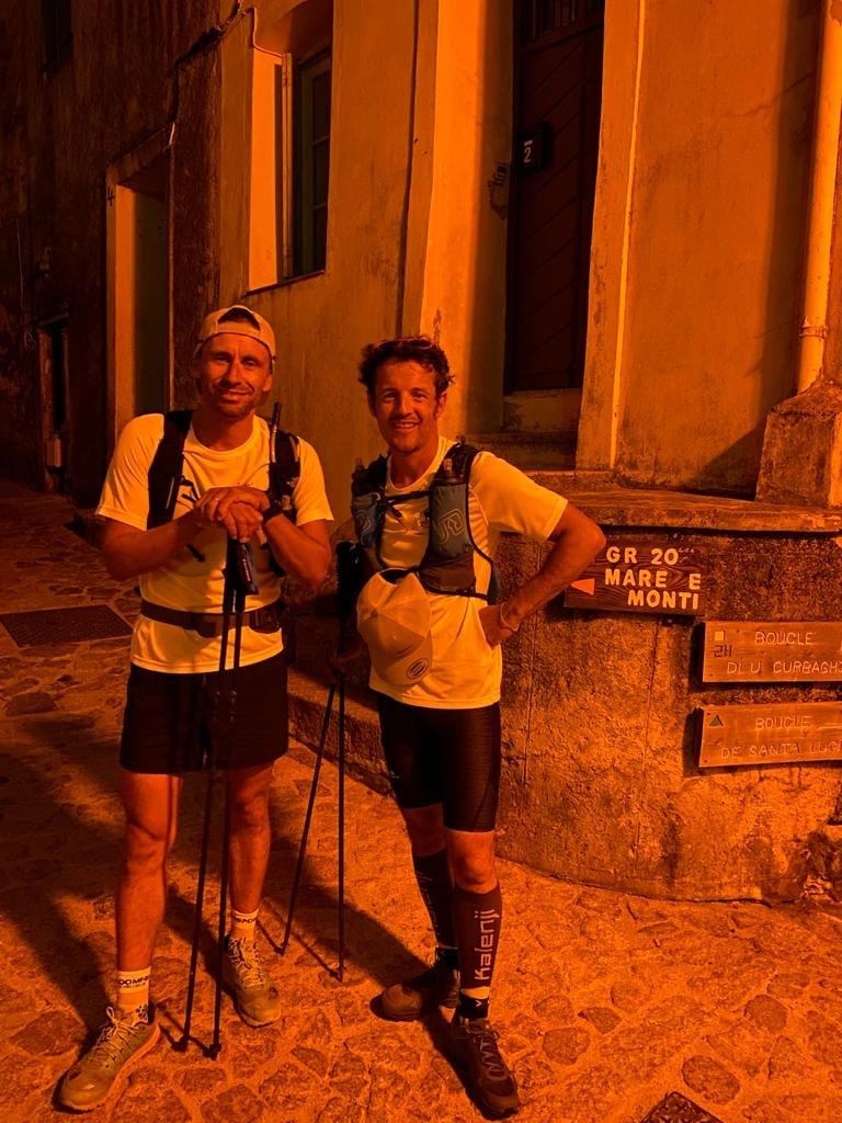 Sail&Trail Marseille-Calvi-GR20 : 1er défi en voilier réussi