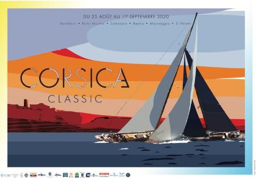 La 11ème édition de la Corsica Classic toutes voiles dehors!