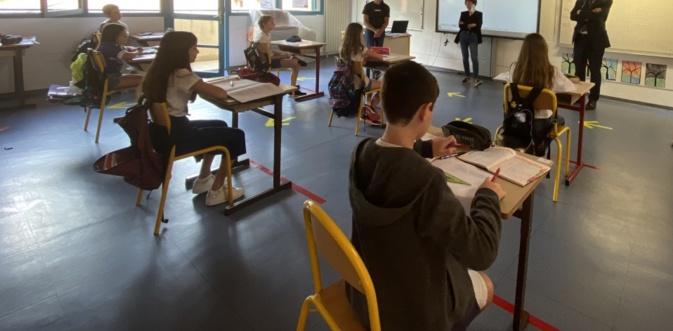 La calendrier des vacances scolaires en Corse
