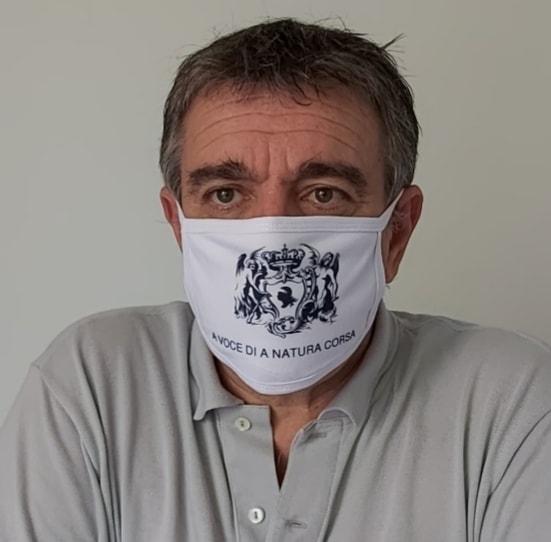 JF Baccarelli et son mouvement s'oppose au projet d'un centre d'enfouissement à Ghjuncaghju