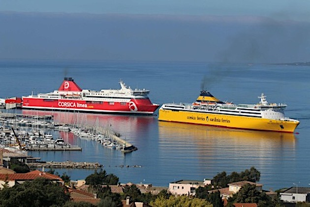 Arrière-saison : réservations en berne pour les compagnies maritimes qui desservent la Corse